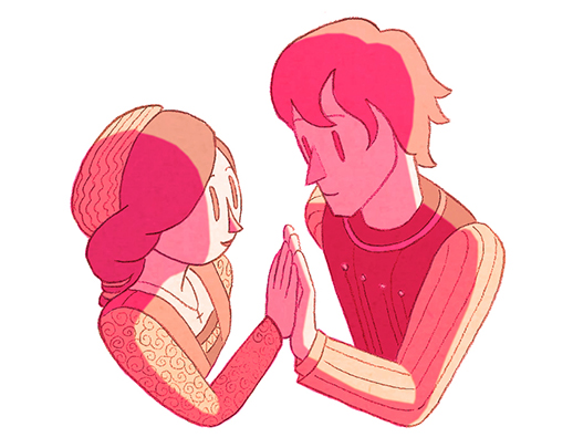 Drosia_illustration_Romeo_and_Juliet