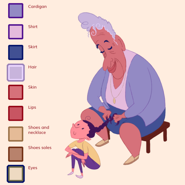 AbuelaColorPalette
